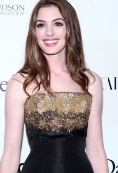 Anne Hathaway and Other Best Dressed Celebs of the Week