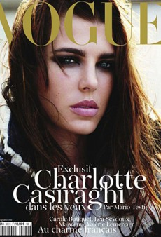Charlotte Casiraghi Misses the Mark on Vogue Paris' September Issue (Forum Buzz)