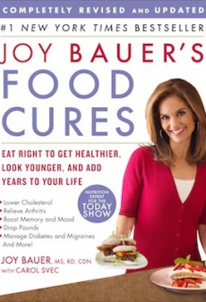 Nutritionist Joy Bauer's Food Cures: a tFS Interview