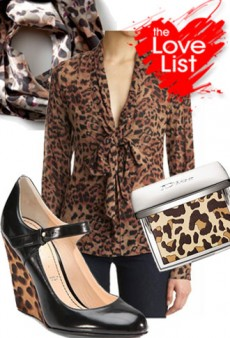 Wild About Leopard: The Love List