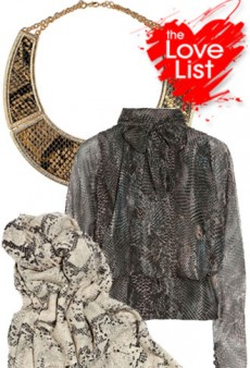 Python Prints: The Love List