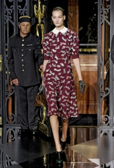 Fall 2011 Trend: Dots and Dainty Prints