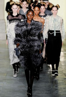 London Fashion Week Spring 2012 Preview