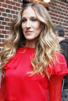 Sarah Jessica Parker: Look of the Day – Effortless Colorblock