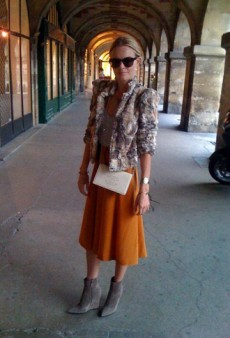 Kate Bosworth's Controversial Parisian Candid Look (Forum Buzz)