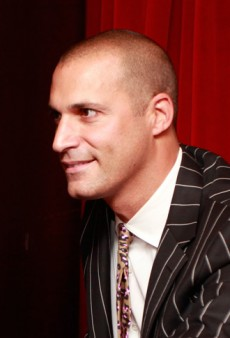 Nigel Barker is America's Next Top Dreamhunk