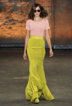 Christian Siriano Spring 2012 Runway Review