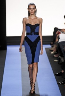 Monique Lhuillier Spring 2012 Runway Review