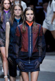Alexander Wang Spring 2012 Runway Review