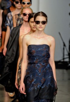 Rachel Comey Spring 2012 Runway Review
