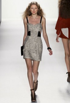 Rebecca Minkoff Spring 2012 Runway Review