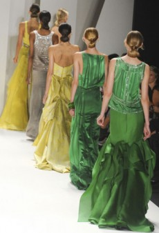 Carolina Herrera Spring 2012 Runway Review