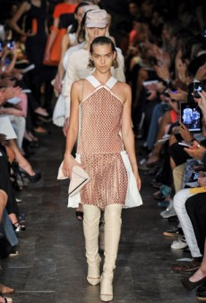 Victoria Beckham Spring 2012 Runway Review