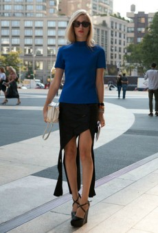 Fashion Editor Street Style: NYFW Spring 2012 (Forum Buzz)