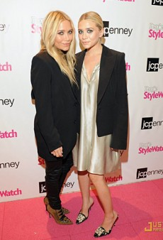 The Olsen Twins Take on Superga (Forum Buzz)