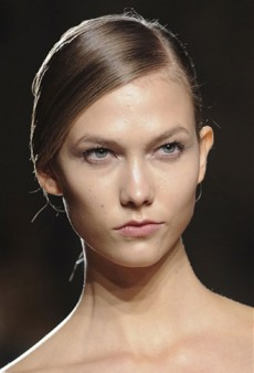 Marchesa Spring 2012 Backstage Beauty