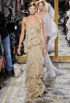 Marchesa Spring 2012 Runway Review