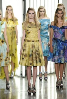 Rodarte Spring 2012 Runway Review