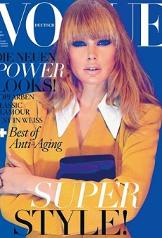 Doutzen? Is That You on Vogue Germany? (Forum Buzz)