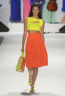 Nanette Lepore Spring 2012 Runway Review