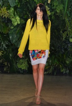 Top 10 Looks: New York Fashion Week Spring 2012