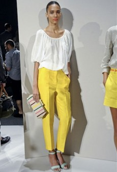 Top 10 Trends from New York Fashion Week Spring 2012