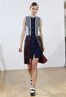 J.W. Anderson Spring 2012 Runway Review