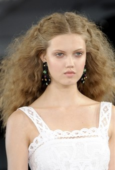 Best of Beauty: NYFW Spring 2012