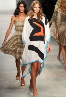 Issa London Spring 2012 Runway Review