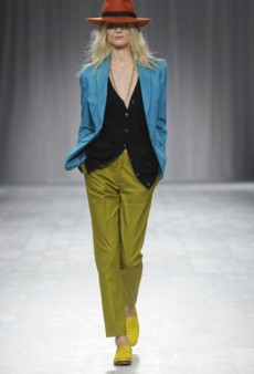 Paul Smith Spring 2012 Runway Review