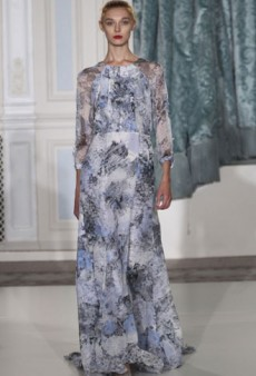 Erdem Spring 2012 Runway Review