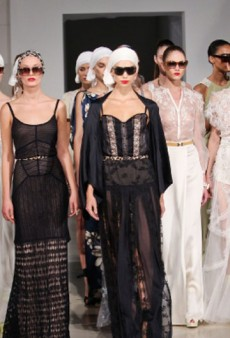 Temperley London Spring 2012 Runway Review