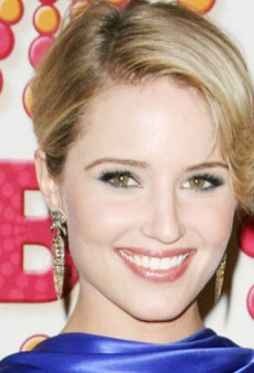 Dianna Agron: Beauty Look of the Week