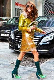 Editor Street Style: London Fashion Week Spring 2012 (Forum Buzz)