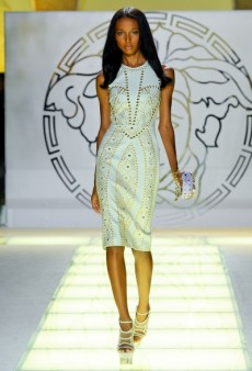 Versace Spring 2012 Runway Review