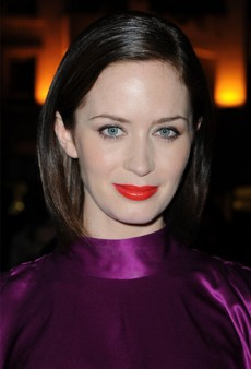 Emily Blunt: Beauty Look of the Week