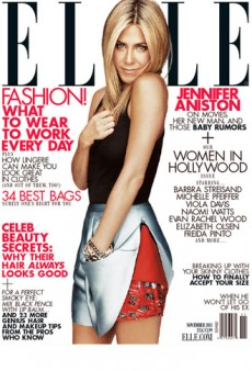 Jennifer Aniston Graces the Cover of Yet Another Fashion Magazine (Forum Buzz)
