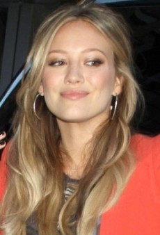 Hilary Duff: Look of the Day