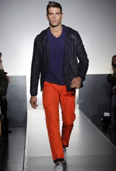 Let's Hear it for the Boys! Spring Fashion Week 2012