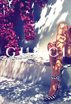 The Gucci Cruise 2012 Ad Campaign is a Step Up From Fall (Forum Buzz)
