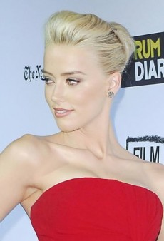 Amber Heard: Look of the Day