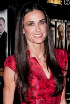 Demi Moore: Look of the Day