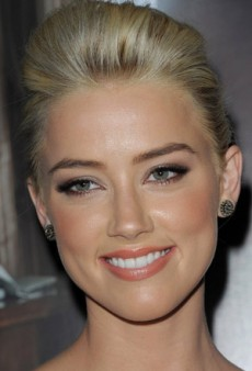 Amber Heard: Beauty Look of the Week – Sophisticated but Youthful