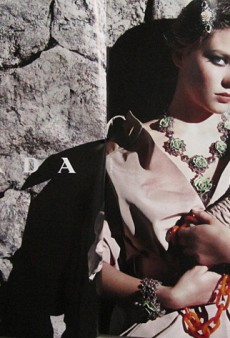 Lea Seydoux Abandons Her Identity in the Prada Resort 2012 Ad Campaign (Forum Buzz)