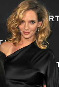 Uma Thurman and Other Best Dressed Celebs of the Week