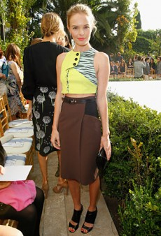 Kate Bosworth Rocked Proenza Schouler to Celebrate CFDA Vogue Fashion Fund Finalists (Forum Buzz)