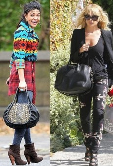 Get the Celeb Look: Fall's Southwestern Prints