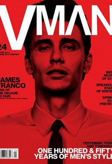James Franco Fronts VMAN's Winter 2011 Issue (Forum Buzz)