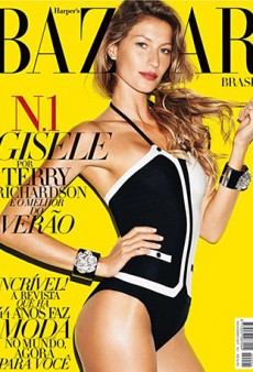 Harper's Bazaar Brazil Makes its Debut with Gisele Bundchen (Forum Buzz)