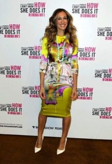 Sarah Jessica Parker and Other Best Dressed Celebrities of the Week